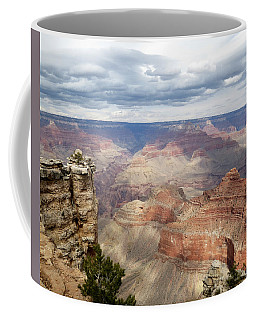 Grand Canyon National Park Coffee Mug by Laurel Powell