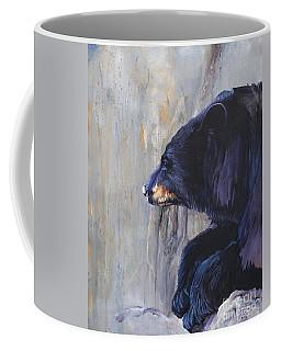 Grandfather Bear Coffee Mug by J W Baker