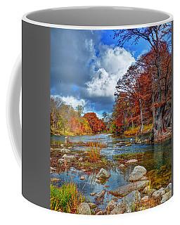 Guadalupe In The Fall Coffee Mug