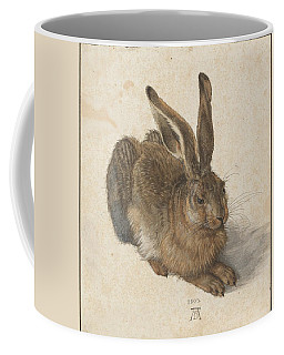 Young Hare Coffee Mug