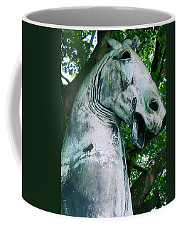Hamburg Horse Coffee Mug