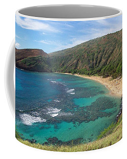 Hanauma Bay Oahu Hawaii Coffee Mug