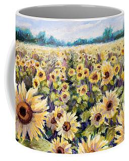 Happiness Field Coffee Mug