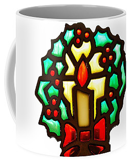 Coffee Mug featuring the photograph Happy Holidays by Ludwig Keck