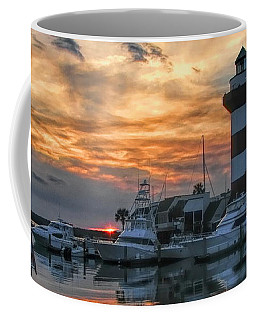 Harbour Town Sunset Coffee Mug