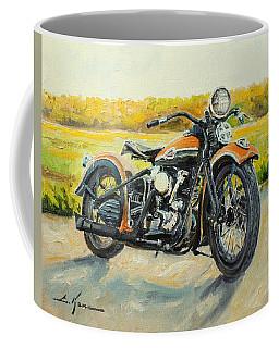 Harley Davidson 1946 Coffee Mug