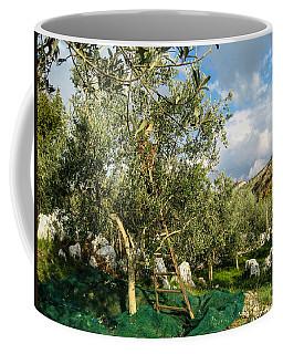 Harvest Day Coffee Mug by Dany Lison