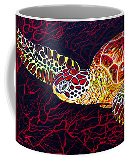 Hawksbill Turtle Coffee Mug