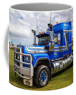 Heavy Haulage Mack Coffee Mug