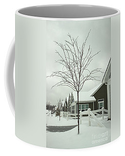 Hello Snow Coffee Mug