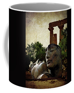 'hermanos' In The Valley Of The Temples Coffee Mug by RicardMN Photography