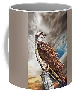 High And Mighty Coffee Mug