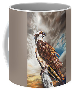 High And Mighty Coffee Mug