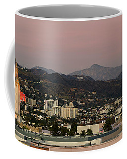 High Angle View Of A City, Beverly Coffee Mug