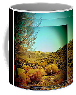 Coffee Mug featuring the photograph High Desert by Bobbee Rickard