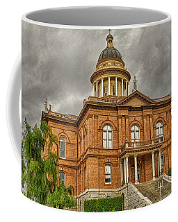 Historic Placer County Courthouse Coffee Mug