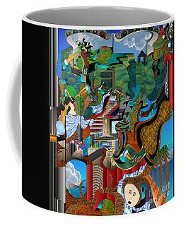 Holdt Camp Shirewood Coffee Mug by Jason Secor