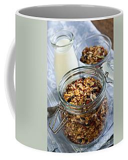 Homemade Toasted Granola Coffee Mug