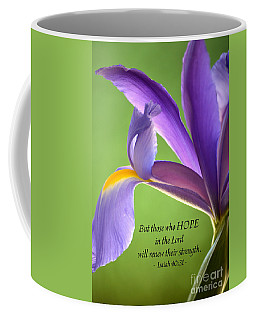Hope Coffee Mug by Deb Halloran