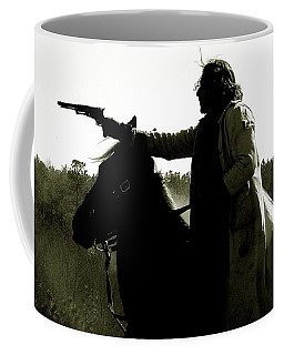 Horse And Rider Coffee Mug