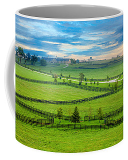 Horse Country Coffee Mug