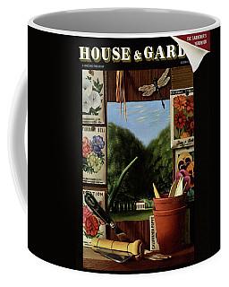 House And Garden Cover Coffee Mug