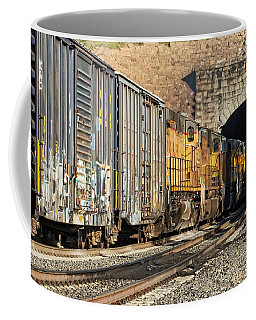 Coffee Mug featuring the photograph Hp 8717 by Jim Thompson