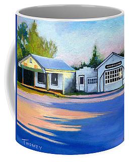 Huckstep's Garage Free Union Virginia Coffee Mug