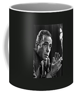 Humphrey Bogart Portrait 2 Karsh Photo Circa 1954-2014 Coffee Mug