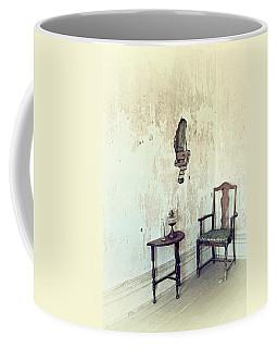 If Walls Could Talk Coffee Mug by Karol Livote