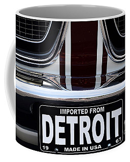 Imported From Detroit Coffee Mug