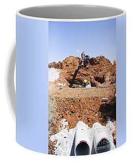 In The Pipeline Coffee Mug