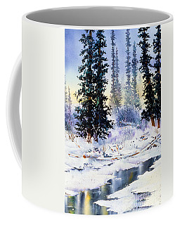 Jack Creek The Wrangells Coffee Mug