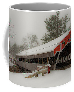Jackson Nh Covered Bridge Coffee Mug