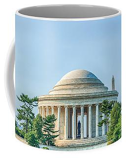 Jefferson Memorial Coffee Mug