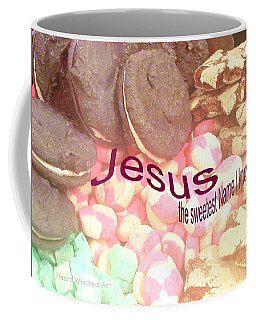 Jesus Is The Sweetest Name I Know Coffee Mug