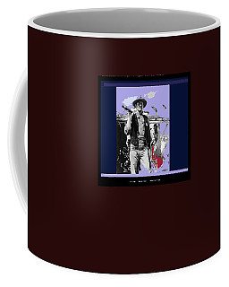 John Wayne Rio Bravo Publicity Photo 1959 Old Tucson Arizona Coffee Mug