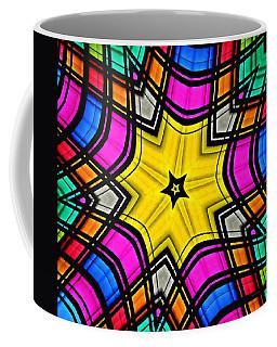 Kaleidoscope 4 Coffee Mug