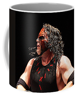 Kane The Wrestler Coffee Mug