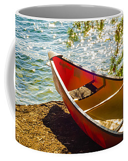 Kayak By The Water Coffee Mug