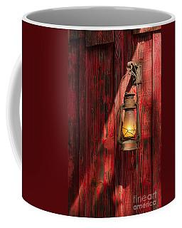 Kerosene Lantern Coffee Mug