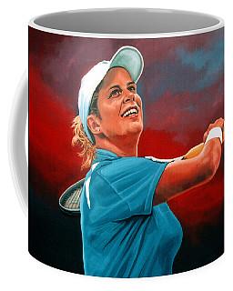 Kim Clijsters Coffee Mug