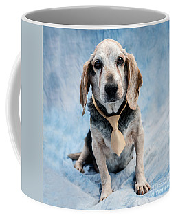 Kippy Beagle Senior And Best Dog Ever Coffee Mug
