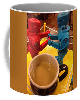 Coffee Mug featuring the photograph New Orlans Knock M Sock M Cafe Au Lait by Michael Hoard