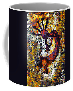 Kokopelli The Flute Player Coffee Mug
