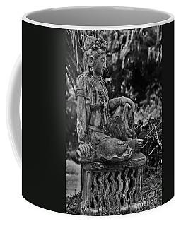 Kwan Yin Coffee Mug