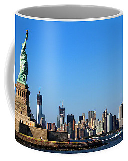 Lady Liberty Watches 1wtc Rise Coffee Mug