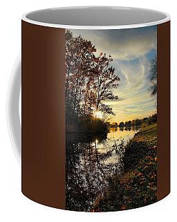 Lake Wausau Sunset Coffee Mug