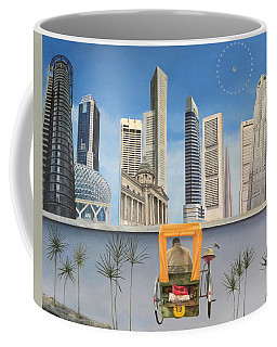 Last Dim Sum In Singapore Coffee Mug
