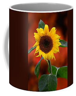 Last Sunflower Coffee Mug